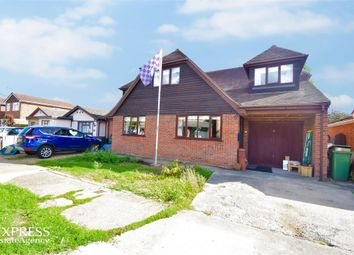 Thumbnail 4 bed detached house for sale in Grafton Road, Canvey Island, Essex