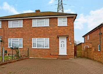 Thumbnail 3 bed semi-detached house for sale in Laburnum Road, High Wycombe