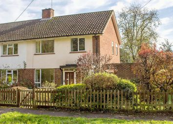 Thumbnail 3 bed semi-detached house for sale in Calmore Crescent, Calmore, Southampton