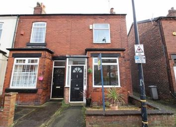 Thumbnail 2 bed terraced house to rent in Harley Road, Sale