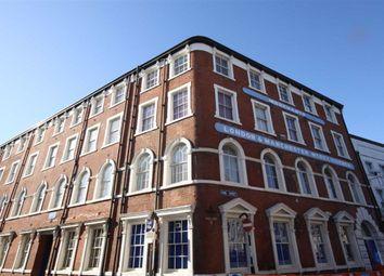 Thumbnail 1 bed flat to rent in Merchants Warehouse, Robinson Row, Hull