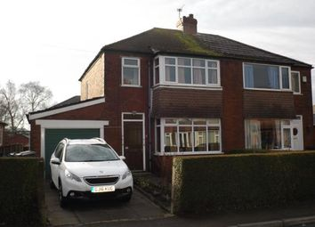 Thumbnail 3 bed semi-detached house for sale in Heathmoor Avenue, Lowton, Warrington, Greater Manchester