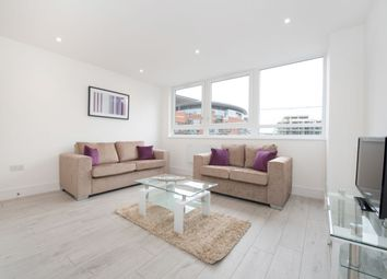 Thumbnail 1 bedroom flat for sale in Castle House Desborough Road, High Wycombe