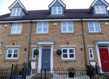 Thumbnail 4 bed town house for sale in Hall Farm Way, Smalley, Ilkeston, Derbyshire