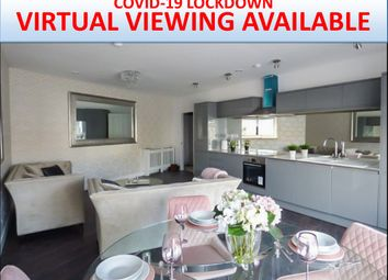 Thumbnail 2 bed flat for sale in Flat 2, New Road, Gravesend