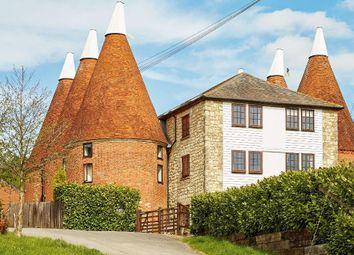 4 bed end terrace house for sale in Amsbury Farm, East Street, Hunton, Kent ME15