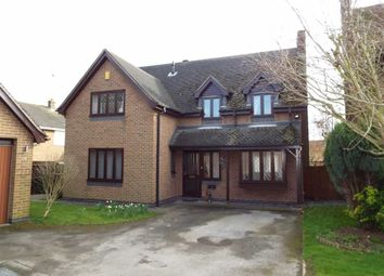 Thumbnail 4 bed detached house for sale in Aspen Close, Walesby, Nottinghamshire