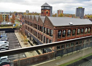 Thumbnail 2 bed flat to rent in Milliners Wharf, 2 Munday Street, Manchester