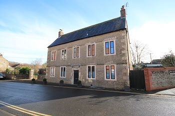 Thumbnail 4 bedroom detached house to rent in The Close, Warminster