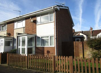 Thumbnail 2 bed end terrace house to rent in Glen Road, Southampton