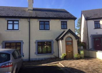 Thumbnail 3 bed terraced house for sale in 28 Dun Na Manach, Quin, Clare