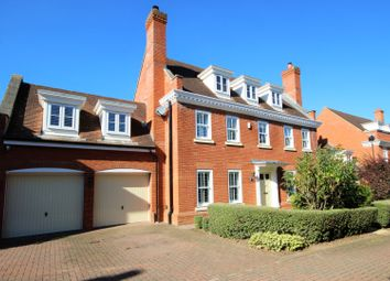 Thumbnail 5 bed detached house for sale in Wood Avenue, Hockley