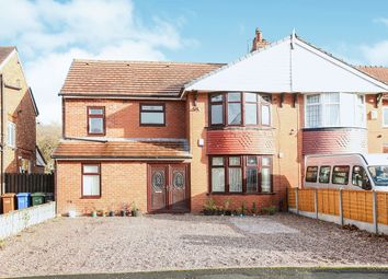 Thumbnail 4 bed semi-detached house for sale in St. Anns Road South, Heald Green, Cheadle, Cheshire