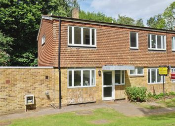 Thumbnail 4 bed semi-detached house for sale in Armstrong Close, Halstead, Sevenoaks
