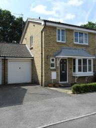 Thumbnail 3 bed semi-detached house to rent in Deer Park Close, New Milton