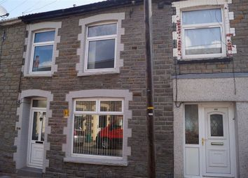Thumbnail 3 bedroom terraced house for sale in Consort Street, Mountain Ash