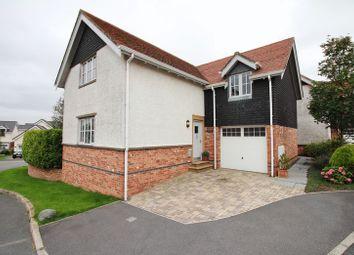 Thumbnail 4 bed detached house for sale in White Lodge, 44 Ingol Lane, Hambleton, Poulton-Le-Fylde