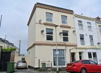 Thumbnail 2 bed flat for sale in St. James Place West, The Hoe, Plymouth