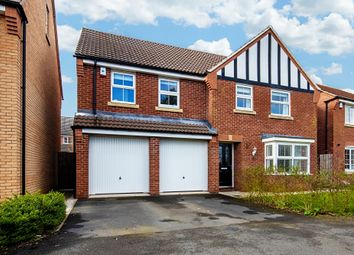 5 bed detached house for sale in Bradstone Drive, Mapperley, Nottingham NG3