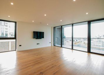 Thumbnail 3 bed flat to rent in Inglefield Square, Prusom Street, London