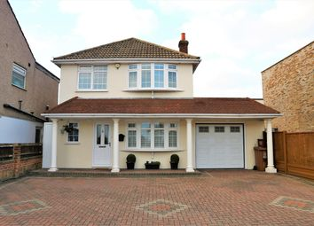Thumbnail 3 bed detached house for sale in Mayplace Road West, Bexleyheath, Kent