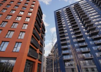 Thumbnail 2 bed flat for sale in Montagu House, City Island, Docklands