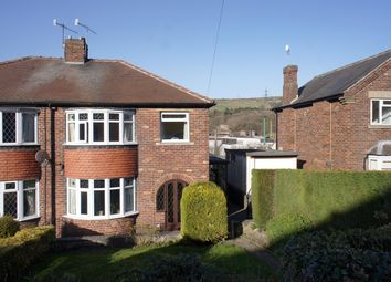Thumbnail 3 bed semi-detached house for sale in Coronation Road, Stocksbridge, Sheffield