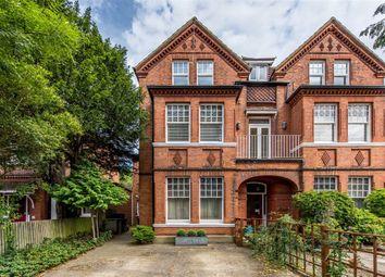 Thumbnail 3 bedroom flat to rent in Strawberry Hill Road, Twickenham