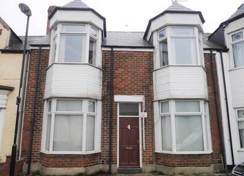 Thumbnail 2 bed flat to rent in Mainsforth Tce West (1st), Hendon, Sunderland