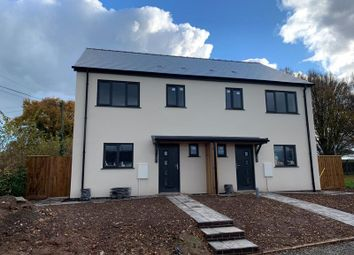Kingstone, Hereford HR2. 3 bed semi-detached house for sale