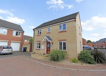 Thumbnail 3 bed detached house for sale in Silverstone Road, Bourne