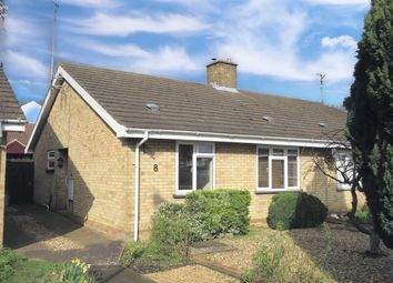 Thumbnail 2 bed semi-detached bungalow for sale in Chapel Gardens, Benwick, March