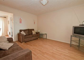 Thumbnail 3 bed terraced house to rent in Britannia Gate, Royal Victoria Dock, London