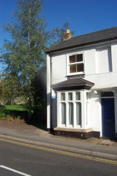 Thumbnail 1 bed cottage to rent in London Road, Oadby, Leicester