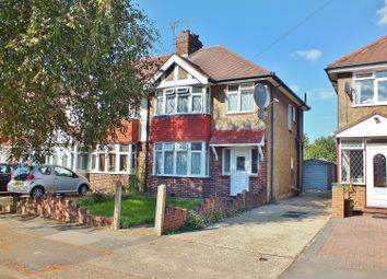 Thumbnail 3 bed semi-detached house for sale in Fairdale Gardens, Hayes Town