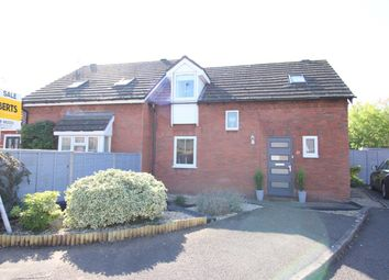 Thumbnail 2 bed semi-detached house for sale in Gray Hill View, Portskewett, Caldicot