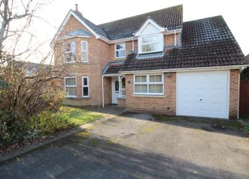 Thumbnail 4 bed detached house for sale in Nelson Close, Maidenbower, Crawley