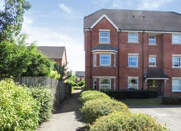 Thumbnail 2 bed flat for sale in Dey Croft, Chase Meadow Square, Warwick