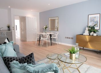 Thumbnail 2 bed flat for sale in Flat 1, 34 Brumwell Avenue, Greenwich