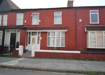 Thumbnail 3 bed terraced house for sale in Russell Road, Mossley Hill, Liverpool