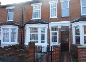 Thumbnail 3 bed property to rent in Kitchener Road, Ipswich