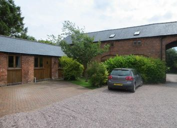 Thumbnail 4 bed barn conversion to rent in Steel Heath, Whitchurch