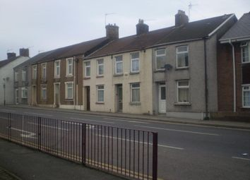 Thumbnail 1 bed flat to rent in Ground Floor Flat, Ton Y Felin Road, Caerphilly