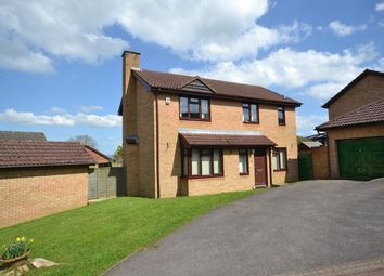 Thumbnail 4 bed detached house for sale in Withy Way, Cam, Dursley