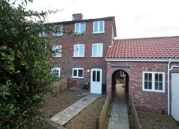 Thumbnail 1 bedroom semi-detached house for sale in Chandlers Hill, Wymondham