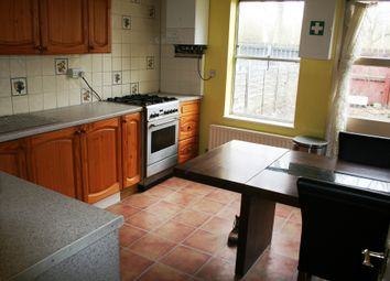 Thumbnail 3 bed terraced house to rent in Galsworthy Close, Thamesmead, London