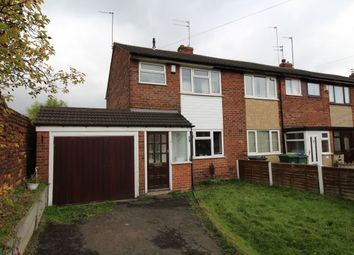 Thumbnail 3 bed semi-detached house for sale in Heath Close, Tipton