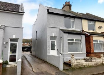 Thumbnail 3 bed semi-detached house for sale in York Road, St. Leonards-On-Sea