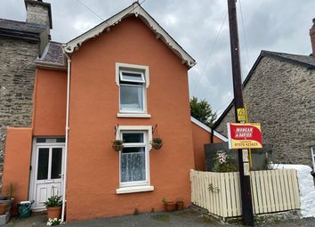 Thumbnail 2 bed end terrace house for sale in Llangeitho, Tregaron