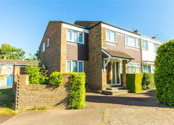 Thumbnail 5 bed end terrace house for sale in Derby Road, Darland, Gillingham, Kent